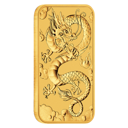 The Gold Rectangular Dragon