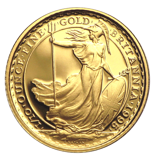 1/10 oz Britannia Gold Coin (mixed years)