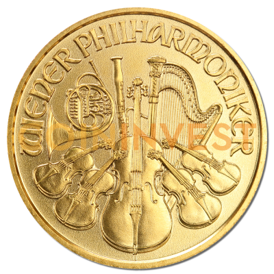 1/10 oz Vienna Philharmonic | Gold | 2017