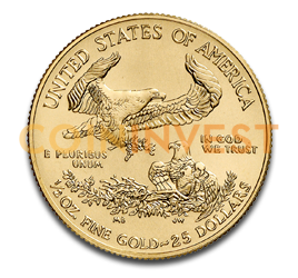 1/2 oz American Eagle Gold Coin (mixed years)