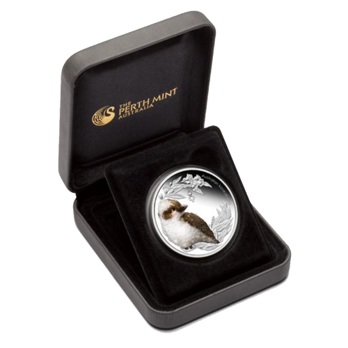 1/2 oz Kookaburra Bush Babies II | Plata | Proof | 2012