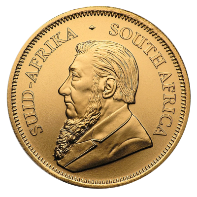 1/2 oz Krugerrand Gold Coin (2020)