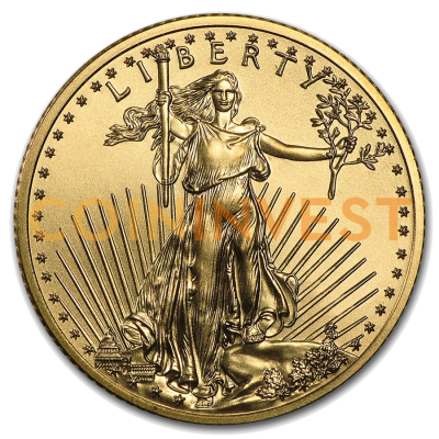 1/4 oz American Eagle | Gold | mixed years