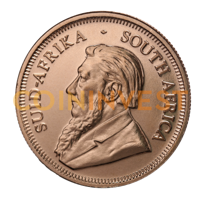 1/4 oz Krugerrand | Gold | 2nd choice | mixed years