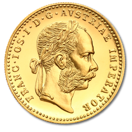1 Gold Ducat - New Edition