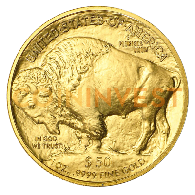 1 oz American Buffalo d' Or (2018)