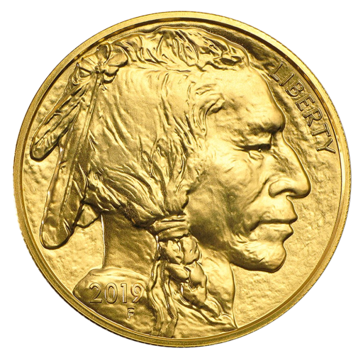 1 oz American Buffalo Gold Coin (2019)