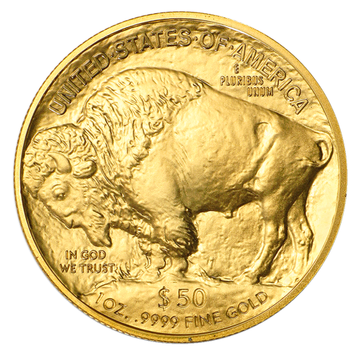 1 oz American Buffalo Goldmünze (2020)
