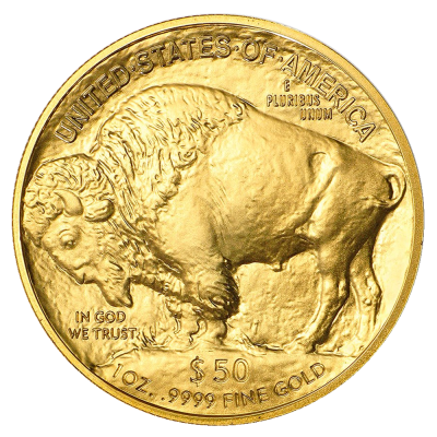 1 oz American Buffalo Gold Coin (2021)