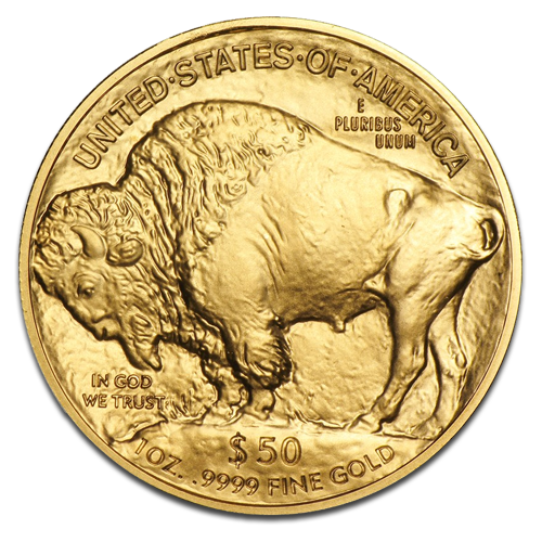 1 oz American Buffalo | Gold | mixed years