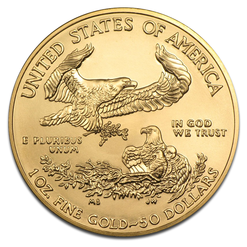 1 oz American Eagle | Oro | 2015