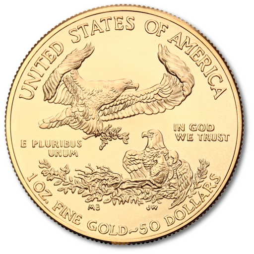 1 oz American Eagle | Gold | 2017