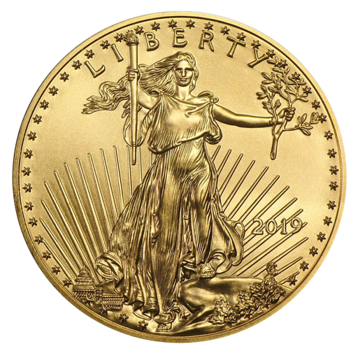 1 oz American Eagle d' Or (2019)