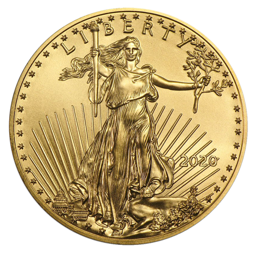 1 oz American Eagle Gold Coin (2020)