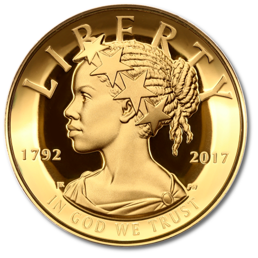 1 oz American Liberty 225th Anniversary | Oro | 2017