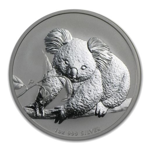 1 oz Australian Koala | Silver | mixed years