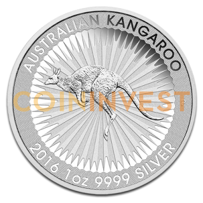 1 oz Kangaroo | Silver | mixed years