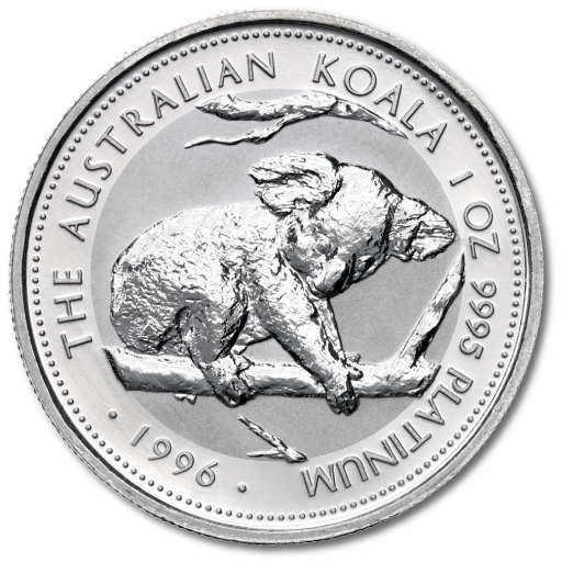 1 oz Koala | Platinum | mixed years