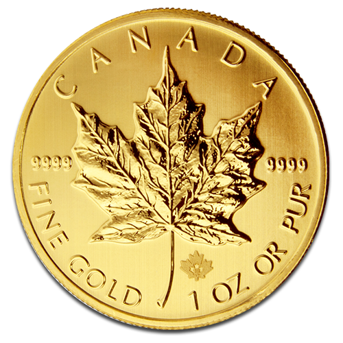 1 oz Maple Leaf | Oro | 2013