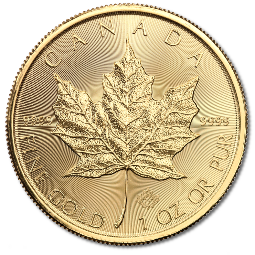 1 oz Maple Leaf | Or | 2017