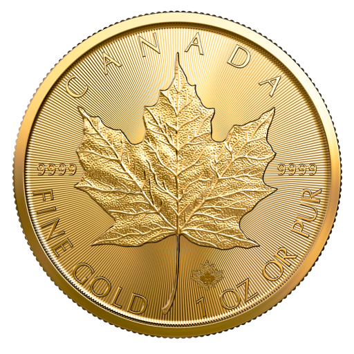 1 oz Maple Leaf Gold Coin (2020)