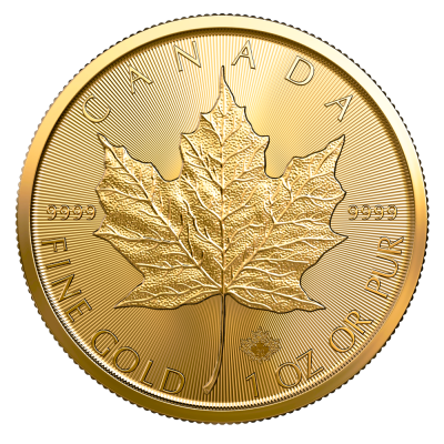 1 oz Maple Leaf | Or | 2020