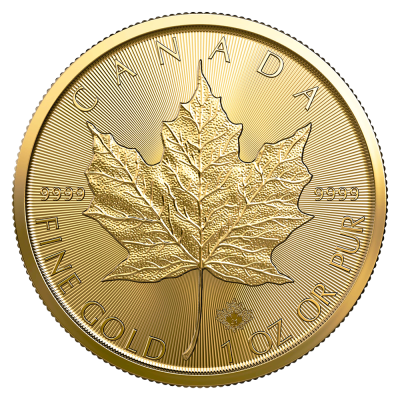 1 oz Maple Leaf | Or | 2021