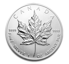 1 oz Maple Leaf | Silber | 2012