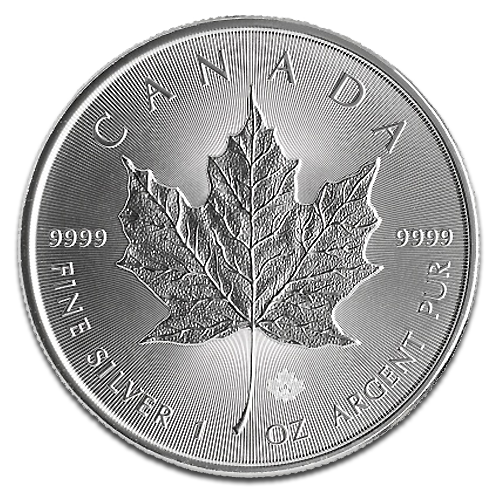 1 oz Maple Leaf | Argento | 2014
