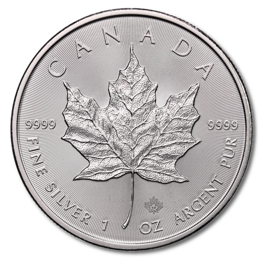 1 oz Maple Leaf | Argento | 2017
