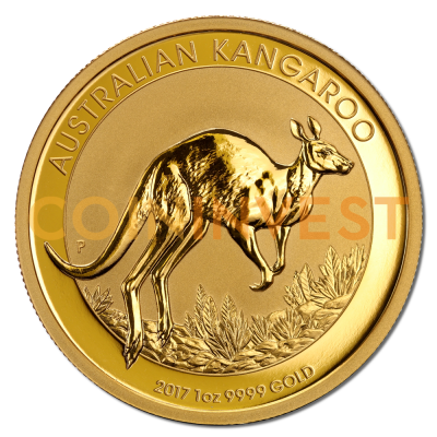 1 oz Nugget Kangourou | Or | 2017