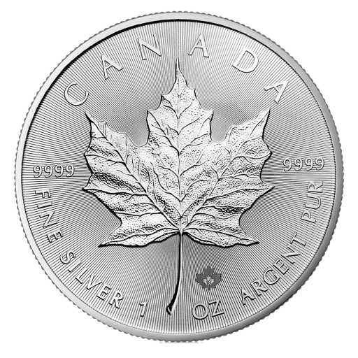 1 oz Maple Leaf | Plata | 2019