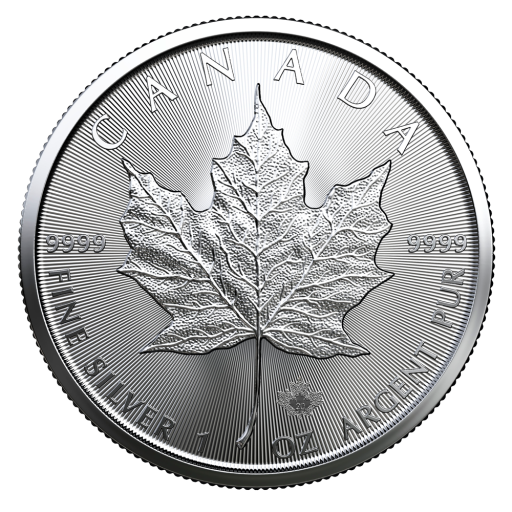 1 oz Maple Leaf Argento | 2020