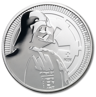 1 oz STAR WARS Darth Vader | Silver | 2017