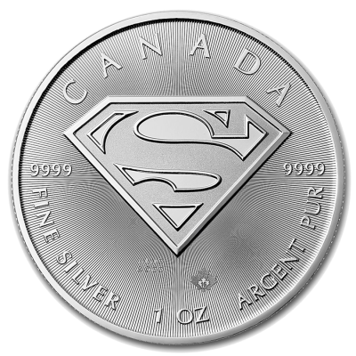 1 oz Superman™ | Silver