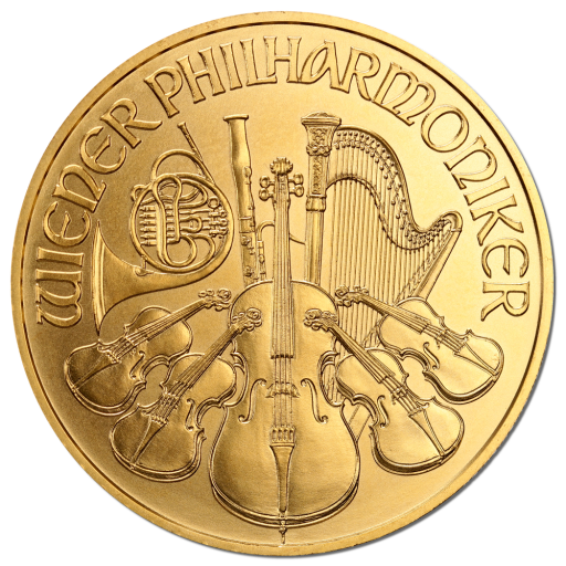 1 oz Wiener Philharmoniker | Gold | 2017