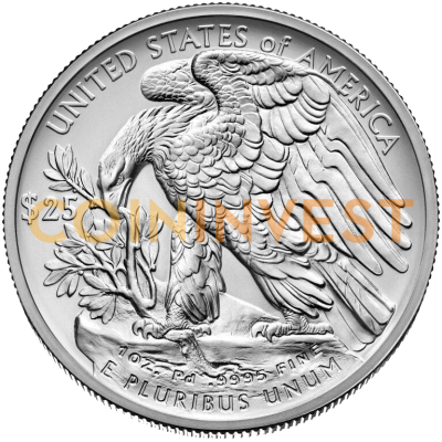 1 oz American Eagle | Palladium | 2017