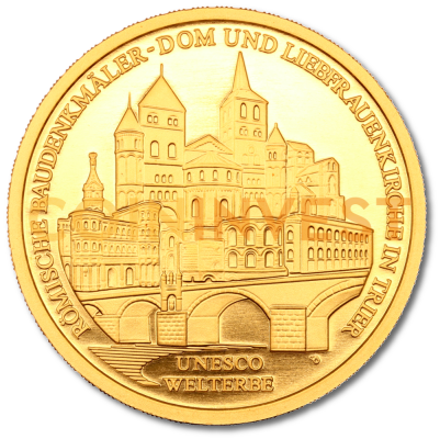 100 Euro UNESCO World Heritage Trier | Gold | 2009 | Mintmark A