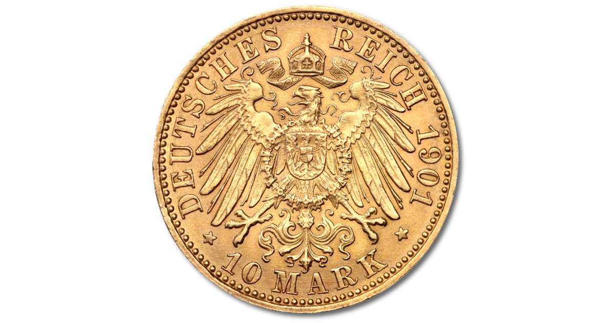 Buy Deutsches Reich Gold Coins | German Empire Coins