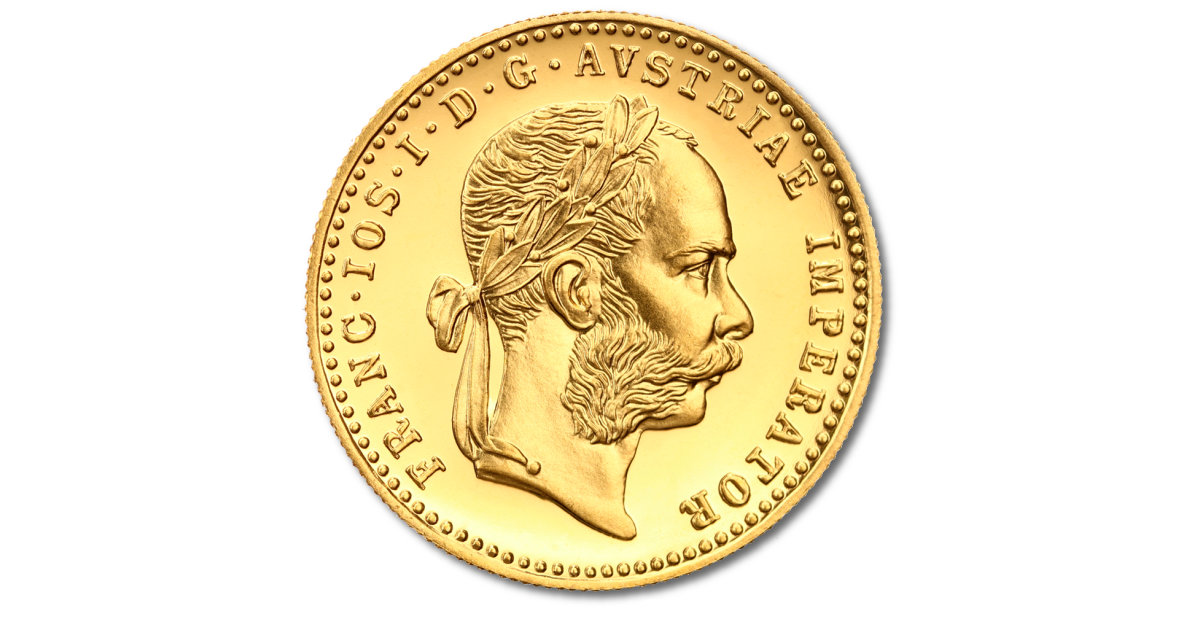 Austrian Gold Coins | Buy Ducat Gold Coins | coininvest com