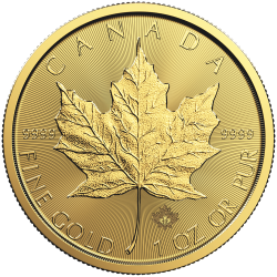 Maple Leaf d'oro