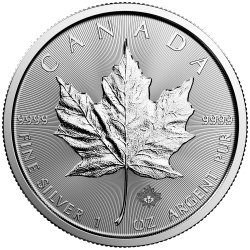Moneda de hoja de arce Canadiense