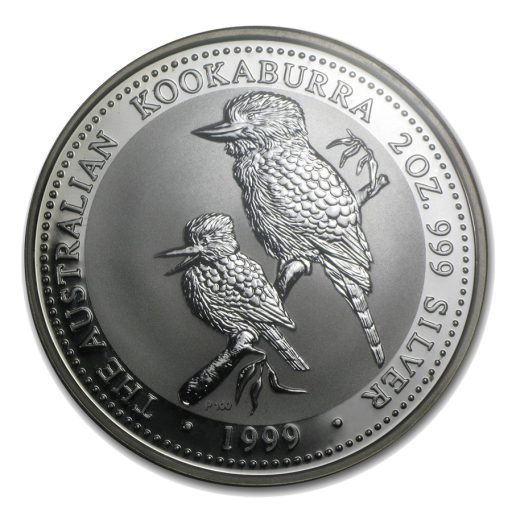 2 oz Kookaburra | Silver | mixed years