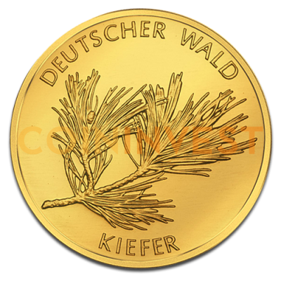 20 Euro Forêt Allemand Pin | Or | 2013