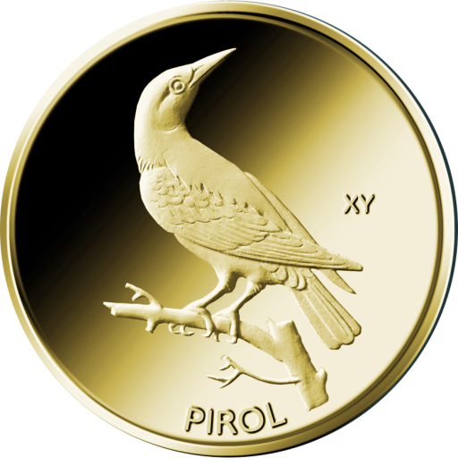 20 Euro German Oriole Gold Coin 2017