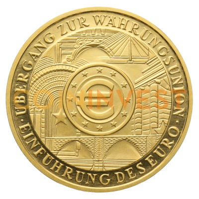 200 Euro Germany European Monetary Union | Gold | 2002