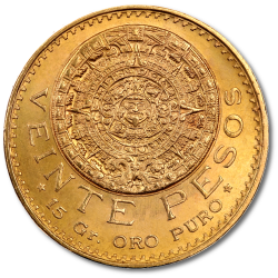 Peso Gold Coins