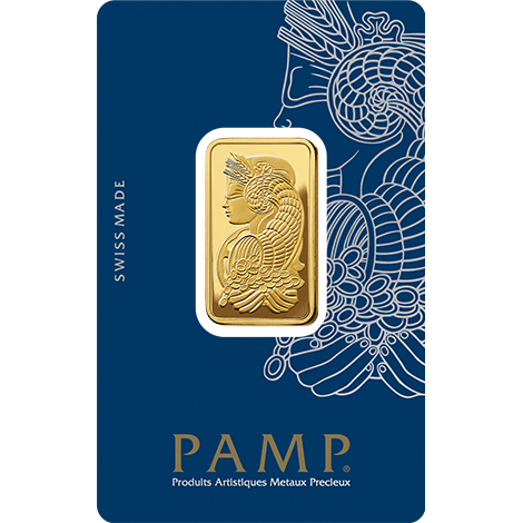 20g Gold Bar | PAMP Fortuna