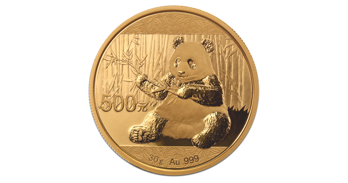 Buy Gold Chinese Panda Coins Chinese Gold Bullion