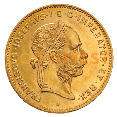 4 Florin 10 Francs | Gold | New Edition